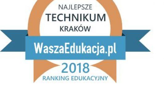 Ranking Techników Kraków 2018