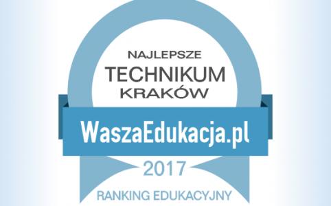 Ranking Techników Kraków 2017