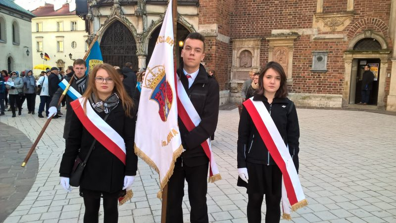 Święto krakowskich kupców.