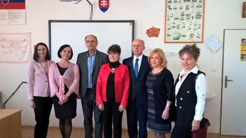 """Konferencja dyrektorów szkół realizujących teleprojekt """"Rok wgastronomii"""","""