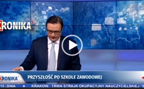 KRAKOWSKI TYDZIEŃ ZAWODOWCÓW – edycja V 2019 wmediach TVP3