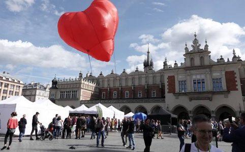 XVII Krakowskie Dni Zdrowia iŚwiatowy Dzień Serca