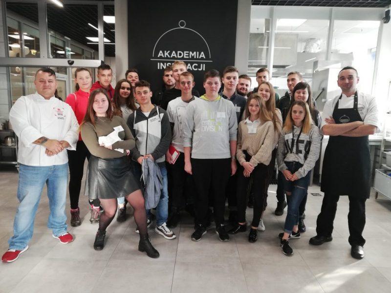 Mikser Kulinarny-Akademia Inspiracji Kraków