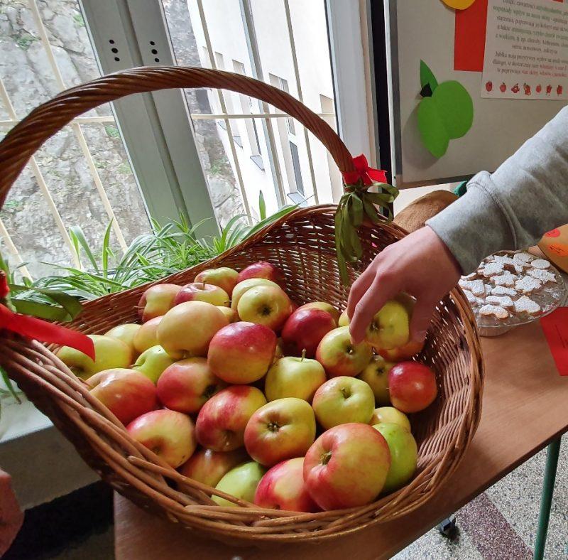 Europejski Dzień Zdrowego Jedzenia iGotowania wZSG nr2