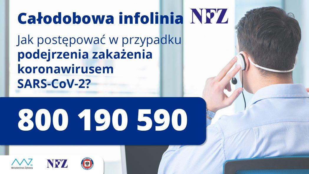 Komunikat dyrektora ZSG nr2 wzakresie profilaktyki zdrowotnej wzwiązku zprzypadkami zachorowań nakoronawirusa