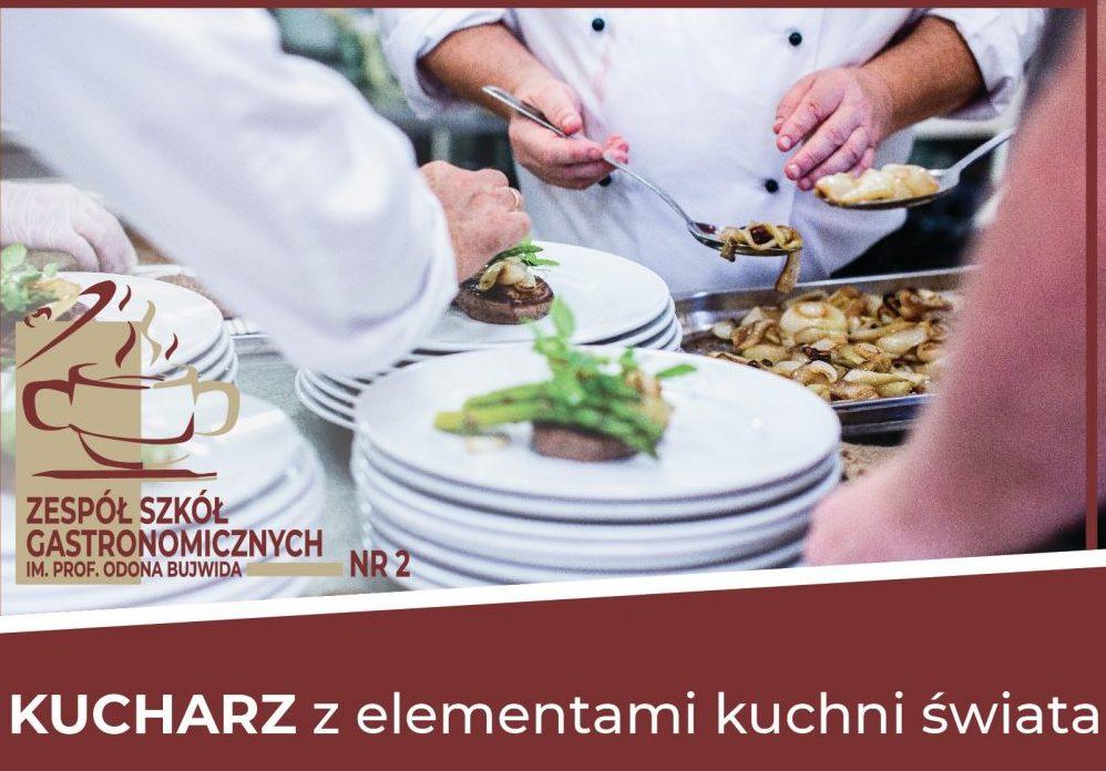 Jak zostać kucharzem? Wybierz Technikum Gastronomiczne wKrakowie