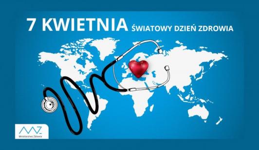 """ŚWIATOWY DZIEŃ ZDROWIA ipodsumowanie projektu """"RUSZ SIĘ NAWIOSNĘ""""."""