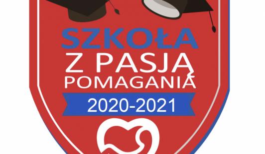 Szkoła zpasją pomagania 2020-2021